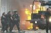 Ciudad Juárez, Chihuahua, detonan bomba contra elementos de la Policía Federal..