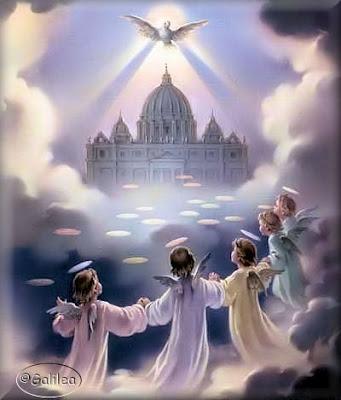 ¿Quien es el espíritu santo ?