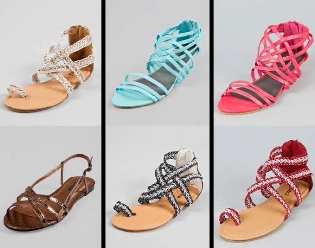 5e6a95324d54d Las sandalias siguen de moda en primavera-verano 2013