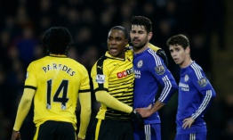 El Chelsea no gana al Watford pero sigue imbatido en la era Hiddink