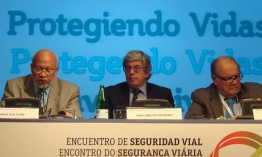Incidencia de la Seguridad Vial Iberoamericana  en la Conferencia Ministerial Global