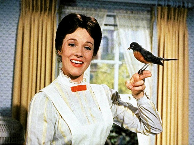 Mary Poppins animatronics Biografia de Walt Disney resumida 19