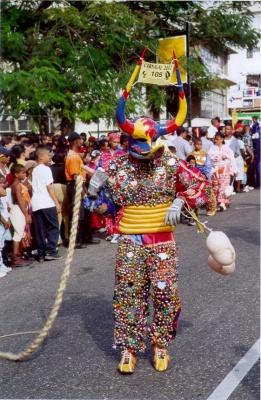 Dominicano no se le para el guebo - 3 6